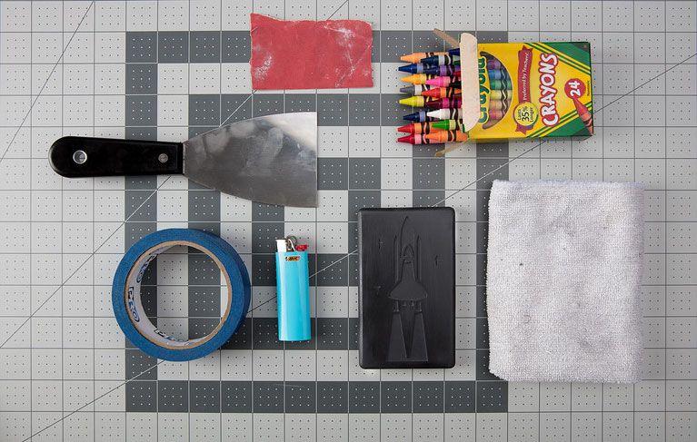 пастели - инструменти