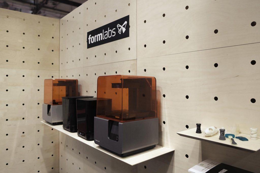 Form2 3д принтери