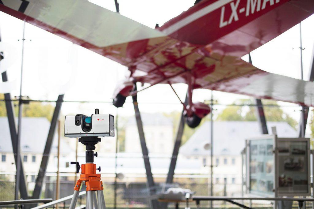 3D scanner Artec Ray